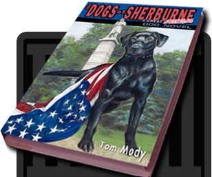 Book Cover for The Dogs of Sherburne